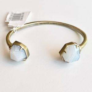 Kendra Scott Brinkley Pinch Cuff Bracelet